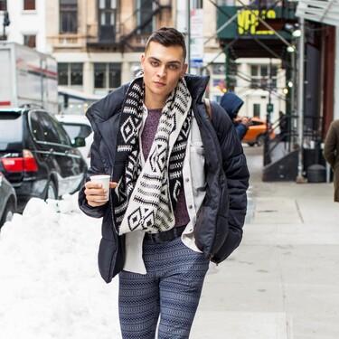 El mejor streetstyle de la semana: así se abrigan contra el frío en Nueva York