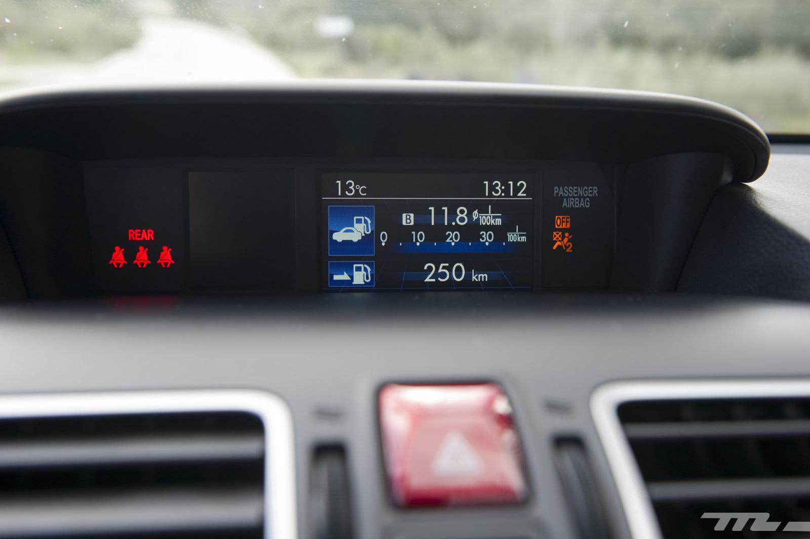 Foto de Subaru WRX STi, prueba (24/28)