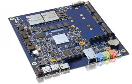 Kontron prepara una placa mini-ITX con NVidia Tegra 3
