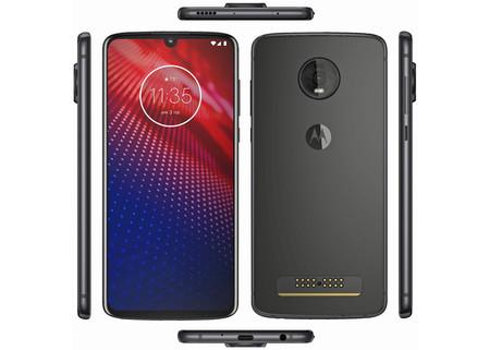 El diseño del Motorola Moto Z4 se filtra al completo y deja al descubierto algunas de sus características