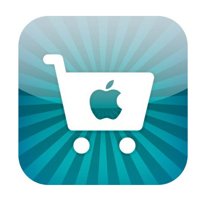 Logotipo Apple Store Online
