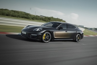 Porsche Panamera Exclusive Series: 100 unidades exclusivas