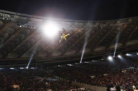 Nate Adam vence el Red Bull X-Fighters de Roma y se mantiene al frente de la clasificación general