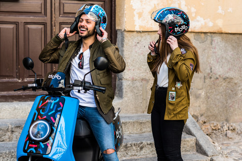 Motosharing en Madrid: comparativa con todas las apps de motos compartidas para moverse por la capital