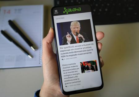 Huawei P Smart Z Rendimiento