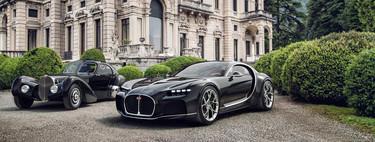Bugatti Atlantic, Barchetta y W16 Coupé: los Bugatti que fueron cancelados por el Chiron y nunca antes habían visto la luz del día