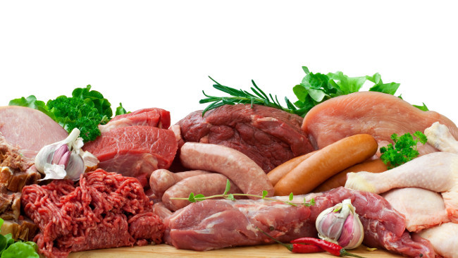 Conoce las carnes con más hierro