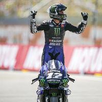 ¡Renovado! Maverick Viñales seguirá corriendo en el equipo oficial de Yamaha hasta 2022