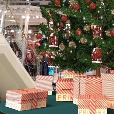 """Si te ha dado pereza poner el árbol de Navidad en casa este año, puedes hacerlo """"virtualmente"""" con este filtro de Instagram de Primark"""