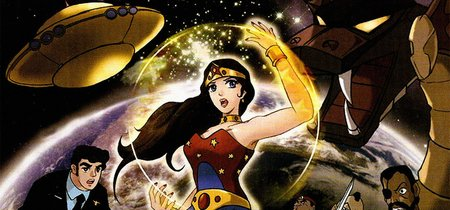 Las 'Wonder Woman' tróspidas: plagios, series abortadas y oscuras versiones animadas