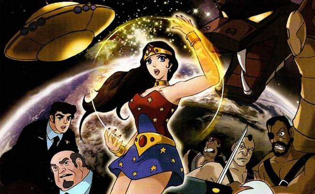 Wonder Woman Rip Off