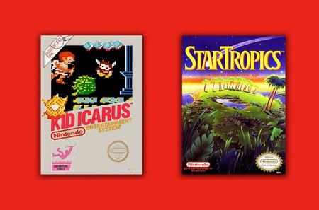 Kid Icarus y StarTropics se unirán a los clásicos de Switch el 13 de marzo