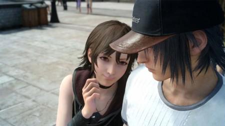Para compensar el retraso se muestran 50 minutos de Final Fantasy XV