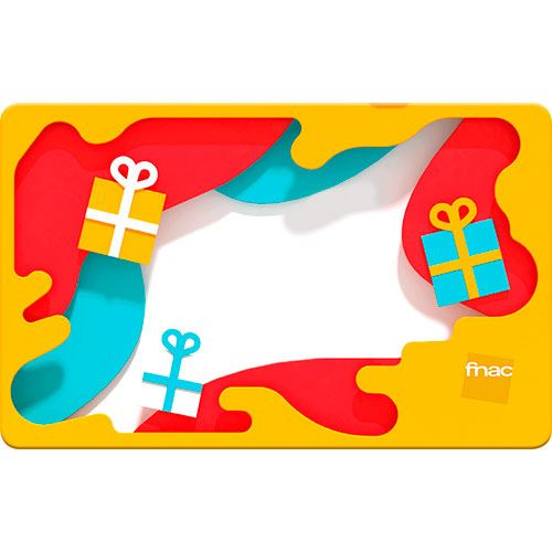 Tarjeta regalo de Fnac