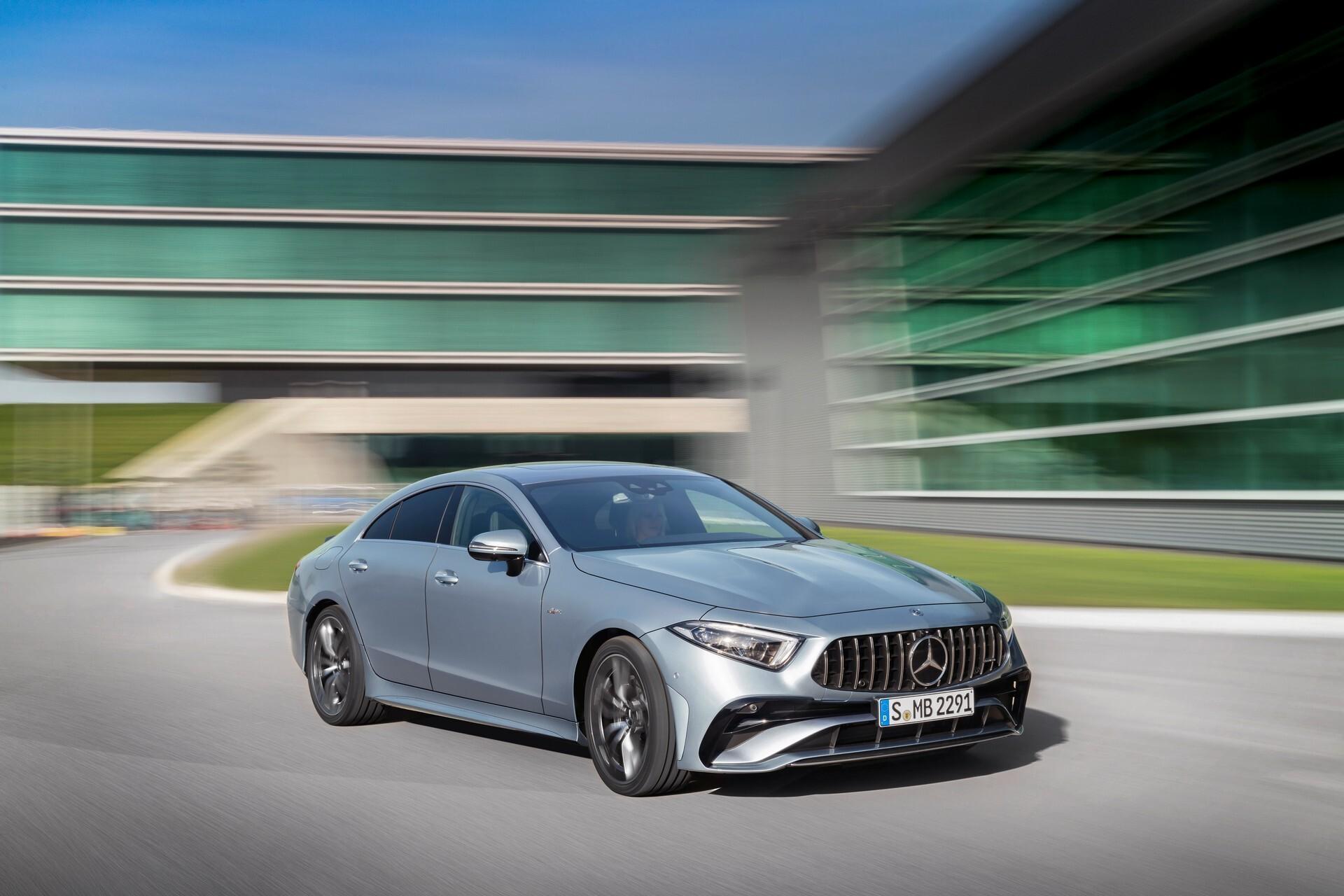 Foto de Mercedes-Benz CLS 2022 (36/63)