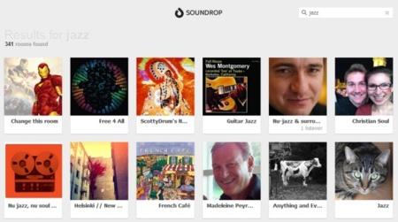 Soundrop en Spotify
