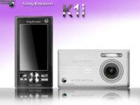 Nuevo concepto de móvil-cámara Sony Ericcson