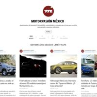 Motorpasión México ya está en Flipboard