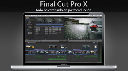 El futuro de Final Cut Pro X para este año 2012