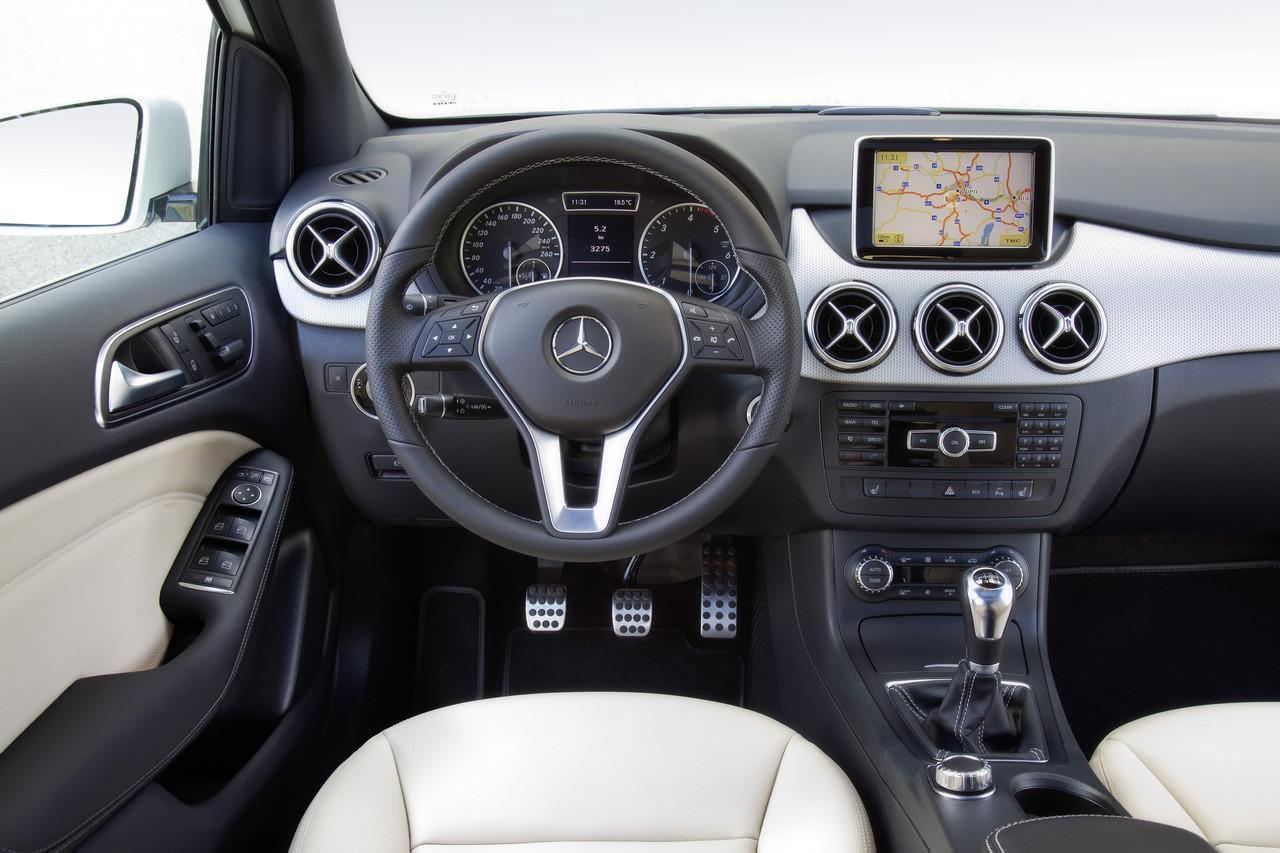 Foto de Mercedes-Benz Clase B (91/104)