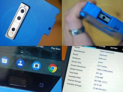 Una filtración del futuro Nokia 9 lo revela como un peso pesado a tener en cuenta