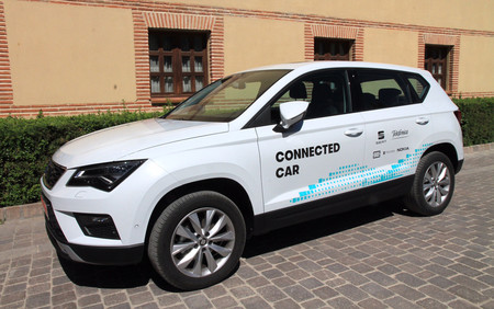 SEAT Connected Car 5G