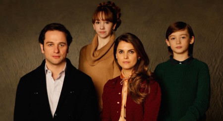 The Jennings Family The Americans