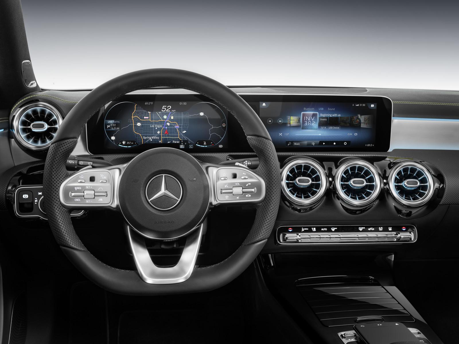 Foto de Mercedes-Benz Clase A 2018 (87/139)