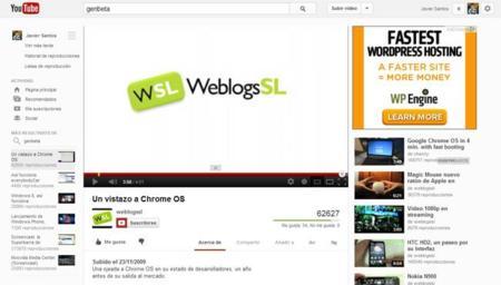 Aparece un nuevo diseño de YouTube, cómo activarlo desde cualquier navegador