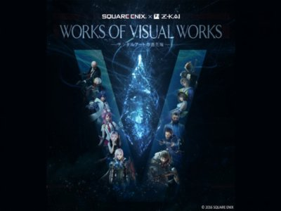 Square Enix  muestra la evolución visual de sus cinemáticas en Works of Visual Works