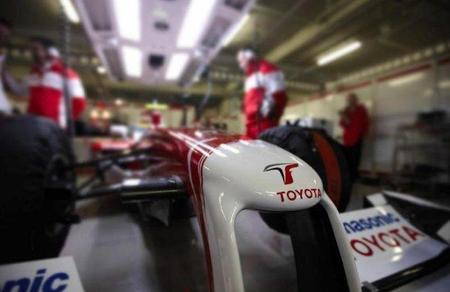 Toyota habría tenido un monoplaza competitivo de haber continuado en la Fórmula 1