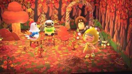 Animal Crossing: New Horizons: todos los proyectos y materiales del set de hojas de arce