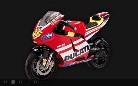 Cinco nuevas Ducati para 2011
