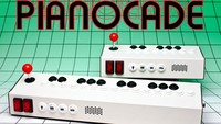 Pianocade, sintetizador para los nostálgicos de los 8 bits