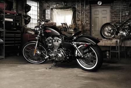 Harley Davidson XL1200V Sportster Seventy-Two