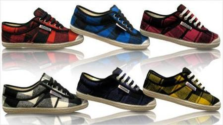 Las zapatillas Kawasaki también se unen al estilo leñador
