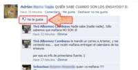 """Dislike 0.2 agrega un botón de """"No me gusta"""" a Facebook"""