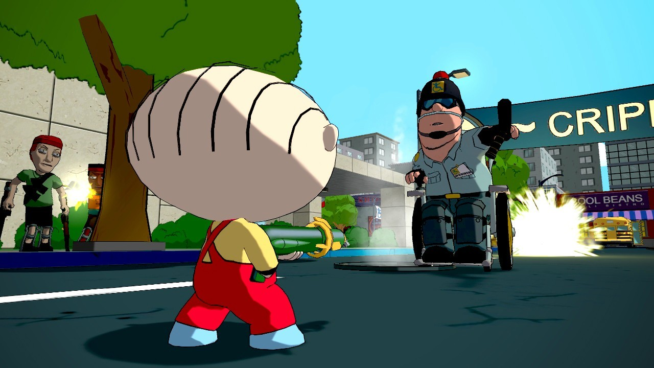 Foto de Family Guy: Back to the Multiverse - 27-07-2012 (2/10)