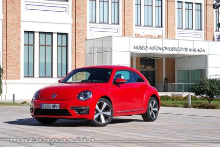 Volkswagen Beetle A5 (PQ35)