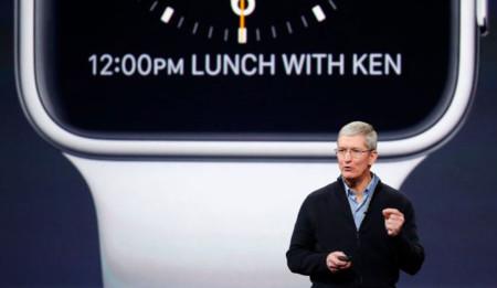 Almorzar con Tim Cook y conseguir dos entradas VIP para la próxima keynote de Apple no te va salir barato