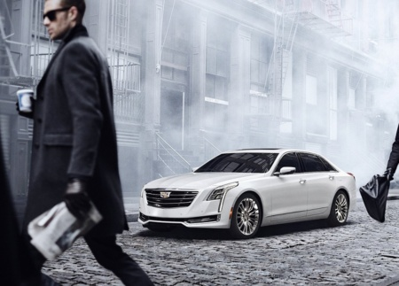 Cadillac Ct6 2016 1280x960 Wallpaper 02