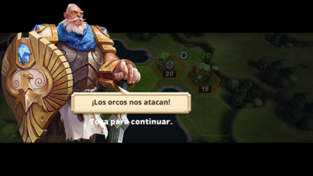 Warlords Aternum Historia