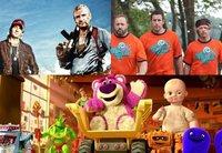 Taquilla española | Llegan 'Equipo A' y Adam Sandler, pero Pixar sigue sin rival