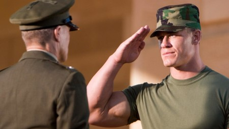 John Cena Marine