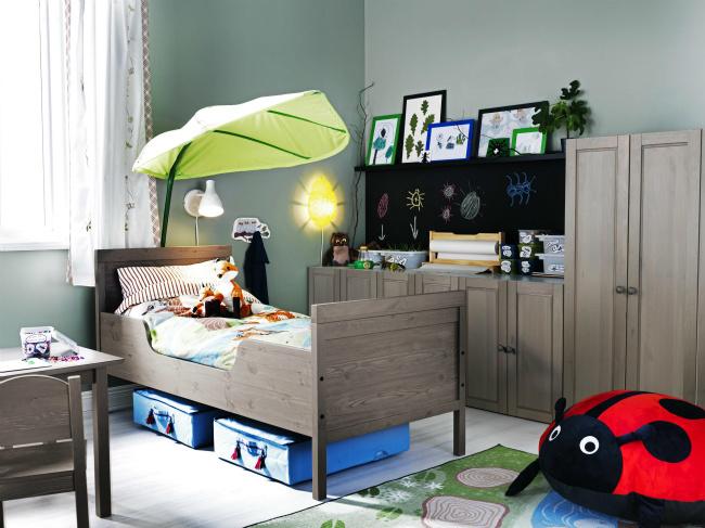 Dormitorio Sundvik