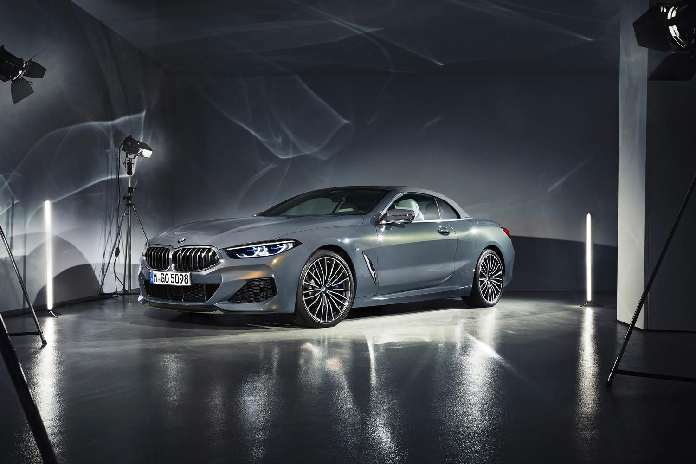 Foto de BMW Serie 8 Cabrio (44/75)