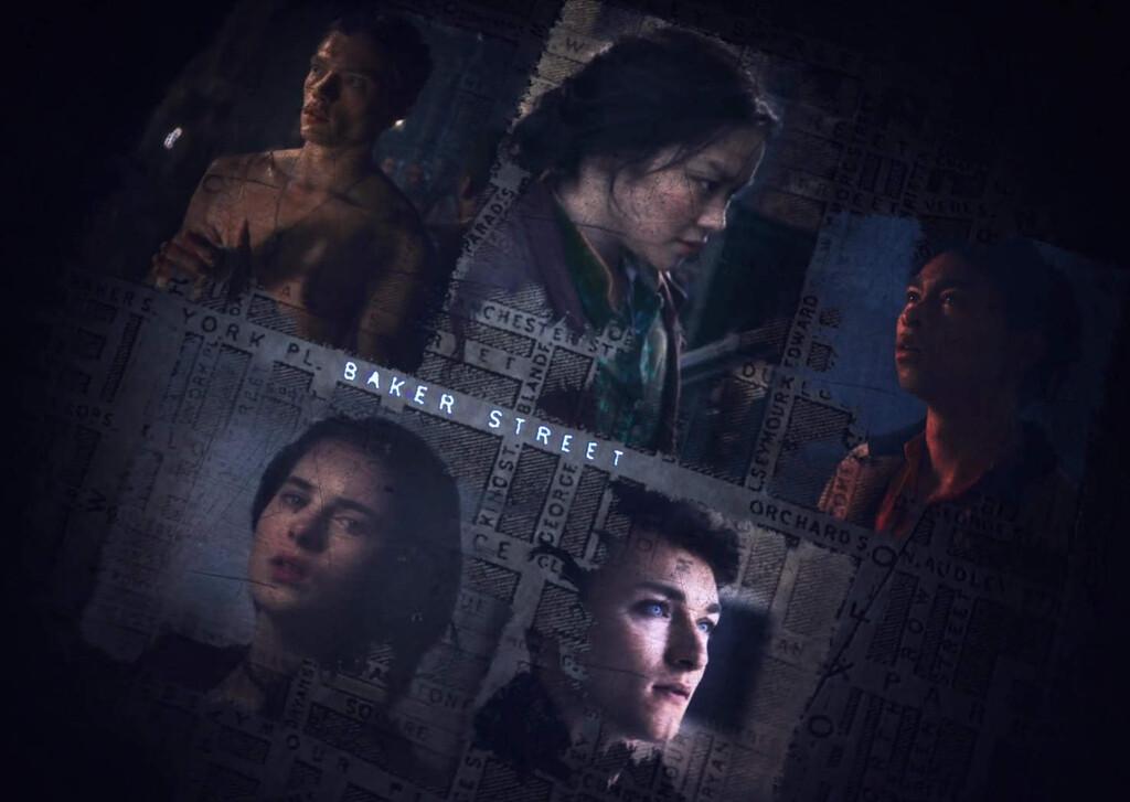 Tráiler y fecha de estreno de 'Los irregulares': Sherlock Holmes vuelve con un giro sobrenatural y turbio en la nueva serie de Netflix