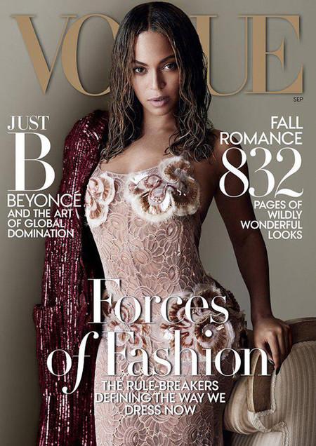 Portada Vogue Beyonce Mario Testino