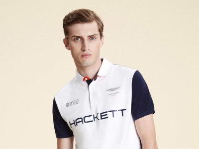 Hackett y Aston Martin te harán sentir el ADN de las carreras con su nueva colección
