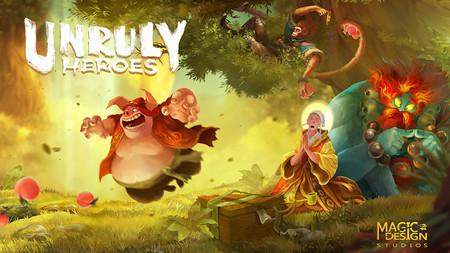 El fantástico Unruly Heroes llegará a PS4 durante esta primavera. La aventura se ampliará a lo grande con una nueva actualización